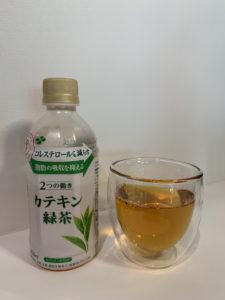 ヘルシア 2つの働き カテキン緑茶